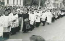 Pogrzeb Śp. Księdza Biskupa Henryka Strąkowskiego - duchowieństwo