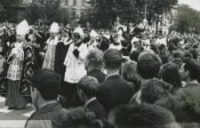 Pogrzeb Śp. Księdza Biskupa Henryka Strąkowskiego - biskupi w kondukcie