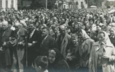 Pogrzeb Śp. Księdza Biskupa Henryka Strąkowskiego - uczestnicy pogrzebu