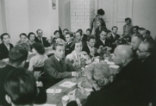 Spotkanie towarzyskie absolwentów KUL.