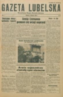 Gazeta Lubelska. R. 1, nr 5 (1944)