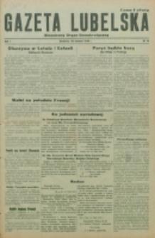 Gazeta Lubelska. R. 1, nr 21 (1944)