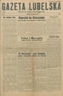 Gazeta Lubelska. R. 1, nr 22 (1944)