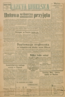 Gazeta Lubelska. R. 2, nr 263 (1946)