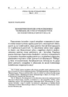 Konsekwencje budżetowe pośredniego wspierania instytucji wyznaniowych ze środków publicznych w Polsce.