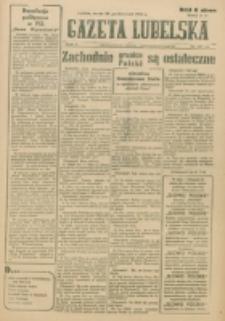 Gazeta Lubelska. R. 2, nr 299 (1946)