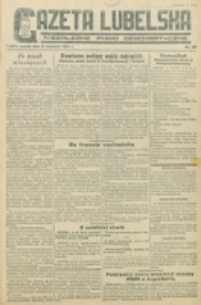 Gazeta Lubelska. R. 1, nr 58 (1945)