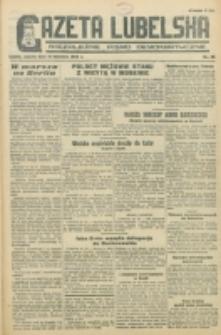 Gazeta Lubelska. R. 1, nr 66 (1945)