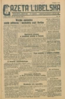 Gazeta Lubelska. R. 1, nr 70 (1945)