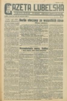 Gazeta Lubelska. R. 1, nr 71 (1945)
