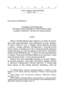 Tajemnica adwokacka adwokata kościelnego w prawie polskim. Zakres ochrony i skutki jej naruszenia.