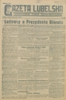 Gazeta Lubelska. R. 1, nr 105 (1945)