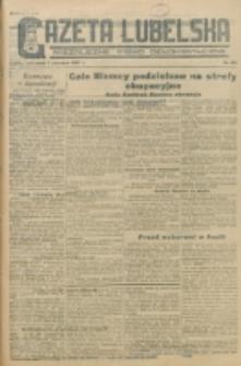 Gazeta Lubelska. R. 1, nr 107 (1945)