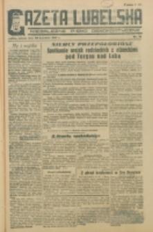 Gazeta Lubelska. R. 1, nr 73 (1945)