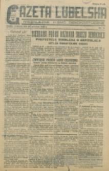 Gazeta Lubelska. R. 1, nr 74 (1945)