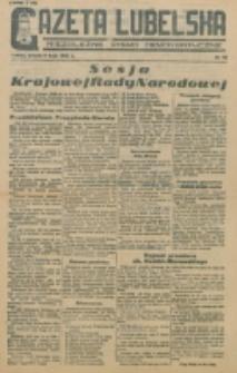 Gazeta Lubelska. R. 1, nr 76 (1945)