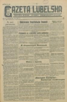 Gazeta Lubelska. R. 1, nr 86 (1945)