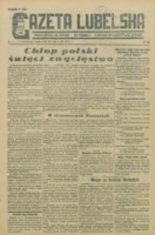Gazeta Lubelska. R. 1, nr 91 (1945)