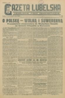 Gazeta Lubelska. R. 1, nr 94 (1945)