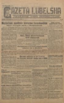 Gazeta Lubelska. R. 1, nr 111 (1945)