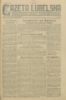 Gazeta Lubelska. R. 1, nr 118 (1945)