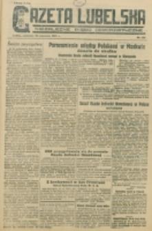 Gazeta Lubelska. R. 1, nr 123 (1945)