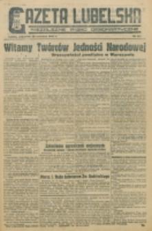 Gazeta Lubelska. R. 1, nr 127 (1945)