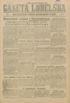 Gazeta Lubelska. R. 1, nr 258 (1945)
