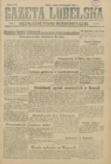 Gazeta Lubelska. R. 1, nr 260 (1945)