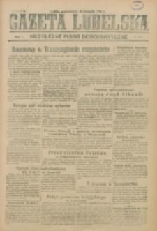 Gazeta Lubelska. R. 1, nr 262 (1945)