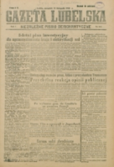 Gazeta Lubelska. R. 1, nr 265 (1945)