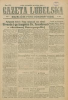 Gazeta Lubelska. R. 1, nr 269 (1945)