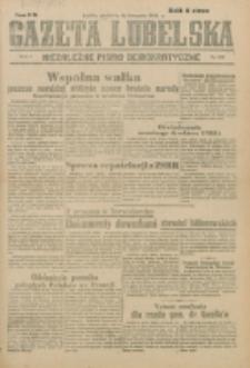 Gazeta Lubelska. R. 1, nr 275 (1945)