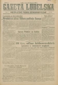 Gazeta Lubelska. R. 1, nr 277 (1945)