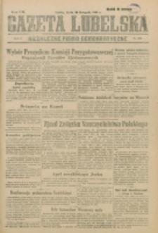 Gazeta Lubelska. R. 1, nr 278 (1945)