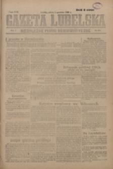 Gazeta Lubelska. R. 1, nr 281 (1945)
