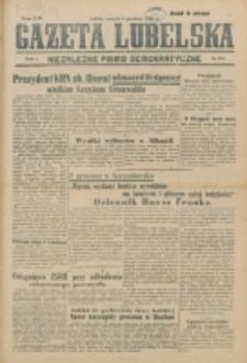 Gazeta Lubelska. R. 1, nr 284 (1945)