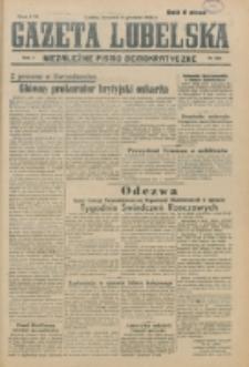 Gazeta Lubelska. R. 1, nr 286 (1945)