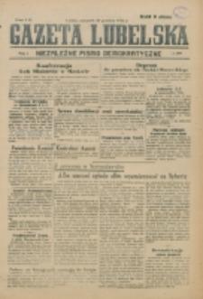 Gazeta Lubelska. R. 1, nr 300 (1945)