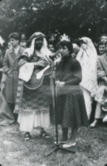 Juwenalia KULowskie [1958/59] : nie pochodzę z Afryki i dlatego zaśpiewam polką piosenkę