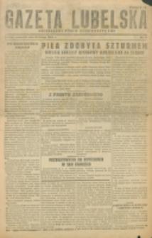 Gazeta Lubelska. R. 1, nr 4 (1945)