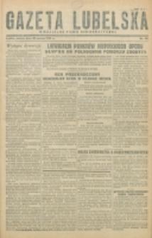 Gazeta Lubelska. R. 1, nr 26 (1945)