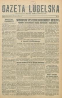 Gazeta Lubelska. R. 1, nr 29 (1945)