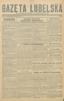 Gazeta Lubelska. R. 1, nr 36 (1945)