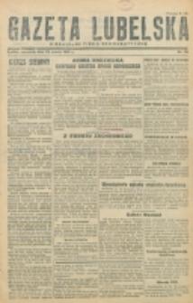 Gazeta Lubelska. R. 1, nr 38 (1945)