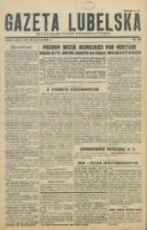 Gazeta Lubelska. R. 1, nr 39 (1945)