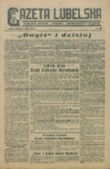 Gazeta Lubelska. R. 1, nr 130 (1945)
