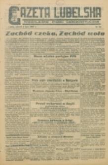 Gazeta Lubelska. R. 1, nr 132 (1945)