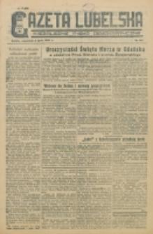 Gazeta Lubelska. R. 1, nr 134 (1945)