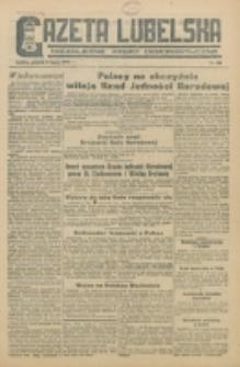 Gazeta Lubelska. R. 1, nr 135 (1945)